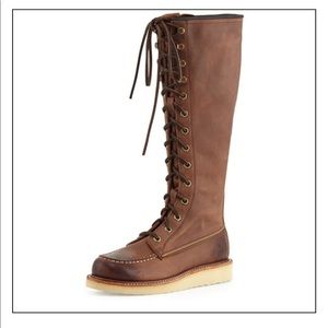 Frye Dakota wedge boots